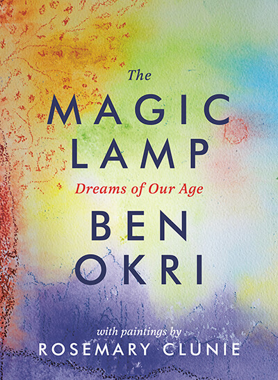 Ben Okri The Magic Lamp Book Cover